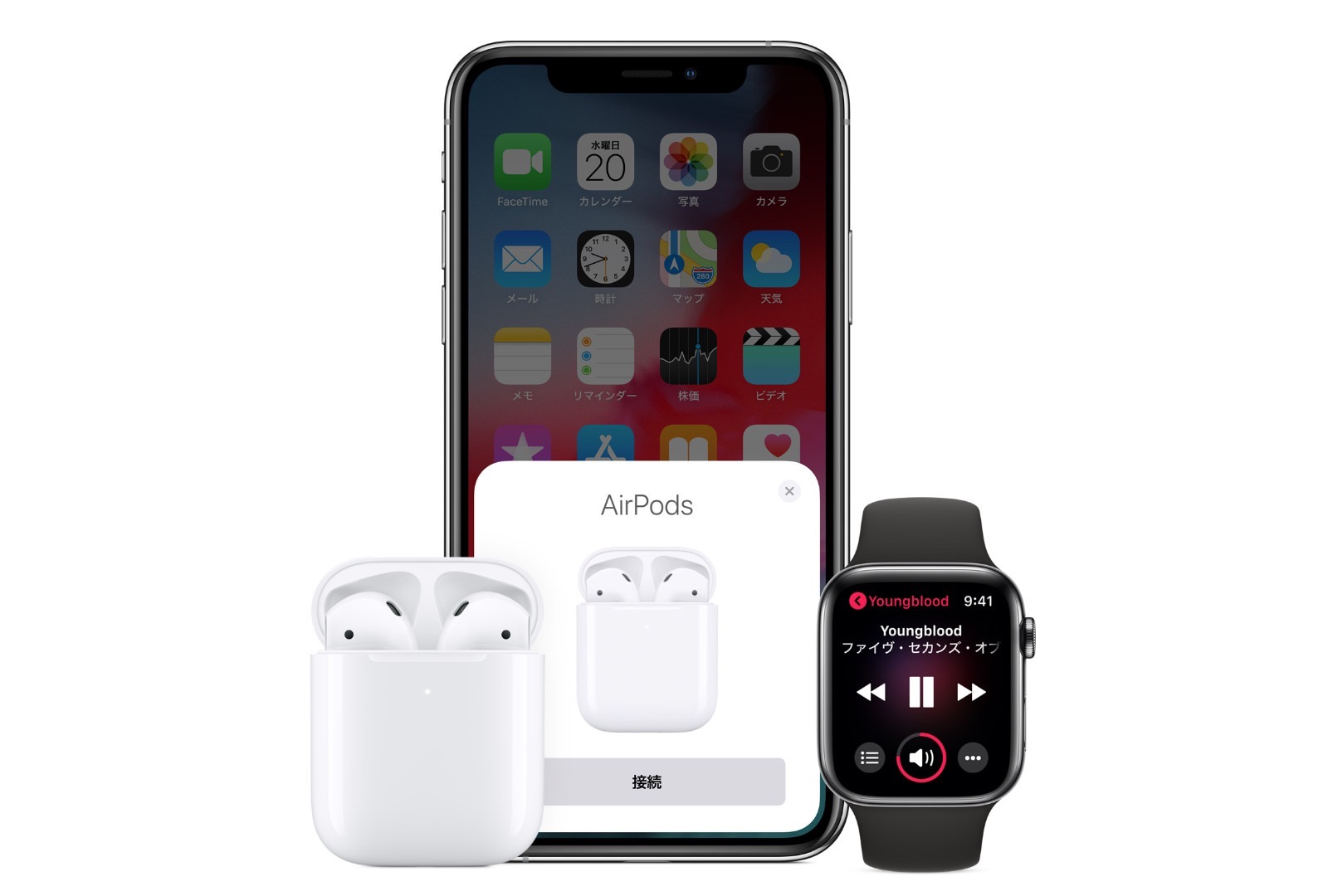 AirPods(2nd)