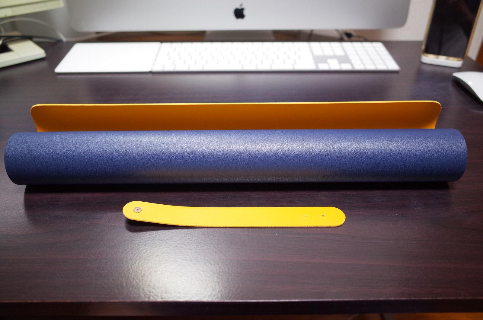 多機能かつ超大判マウスパッドを兼ねたデスクマット-10