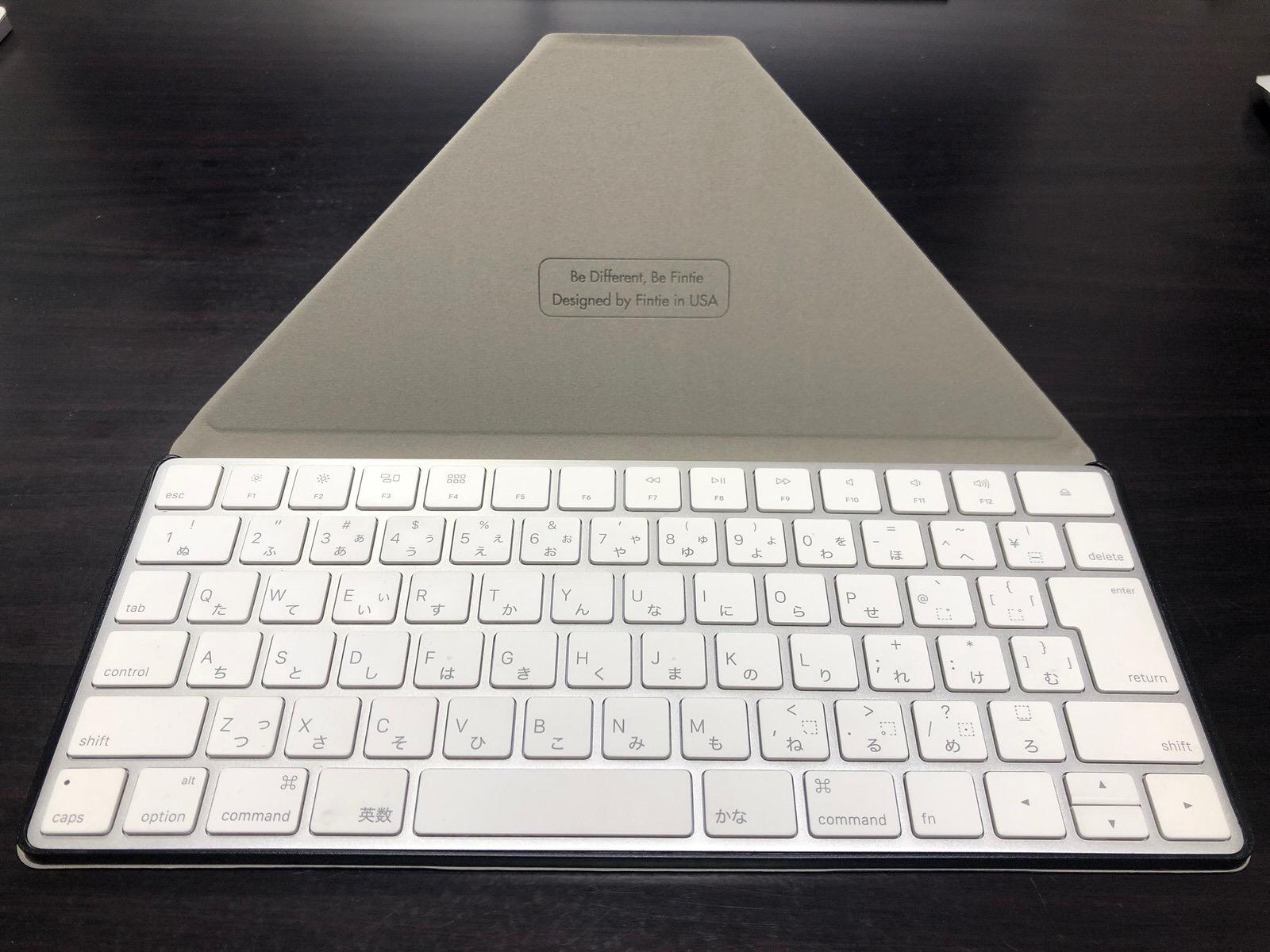 Fintie Apple Magicキーボードケース キーボードカバー MLA22LL/A専用 PUレザー スタンド機能−12