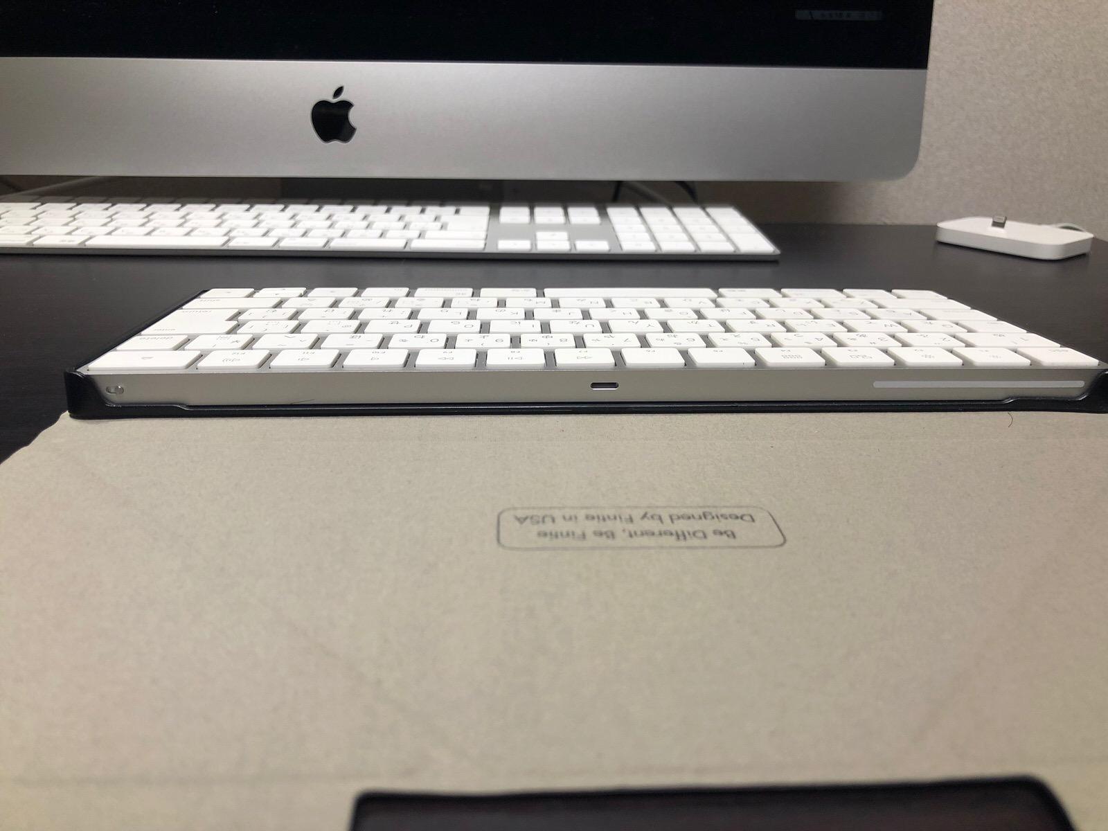 Fintie Apple Magicキーボードケース キーボードカバー MLA22LL/A専用 PUレザー スタンド機能−20