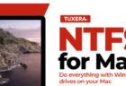 [Mac]macOS Catalina にアップデート後、外付けHDDを認識しなくなったので「TUXERA」をアップデートし解決