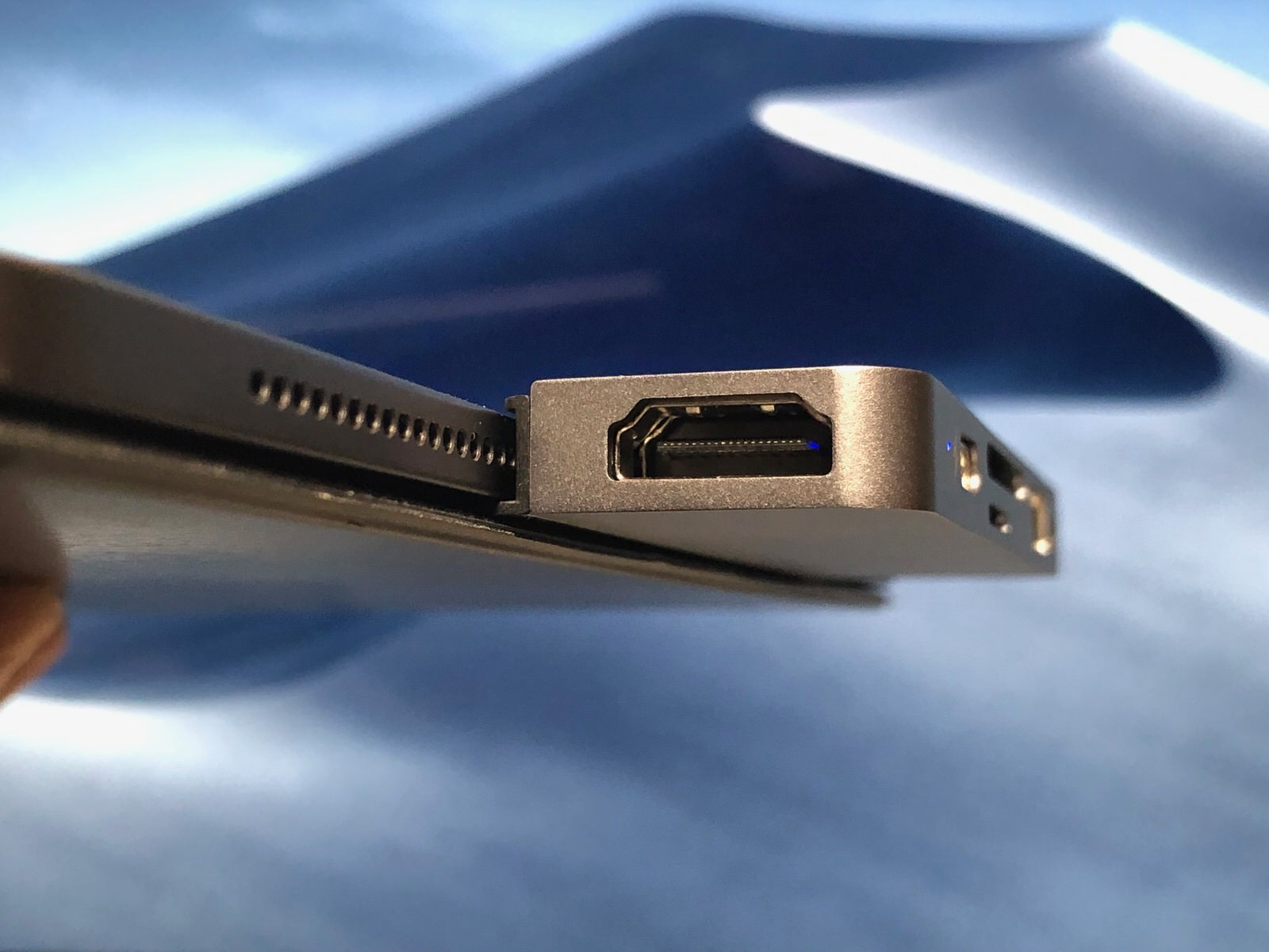 HyperDrive iPad Pro 専用6in1USB-Cハブ−15