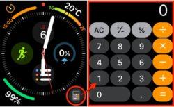 [Apple Watch]アップデートされたWatchOS 6 のApple 公式計算機が地味に便利な件