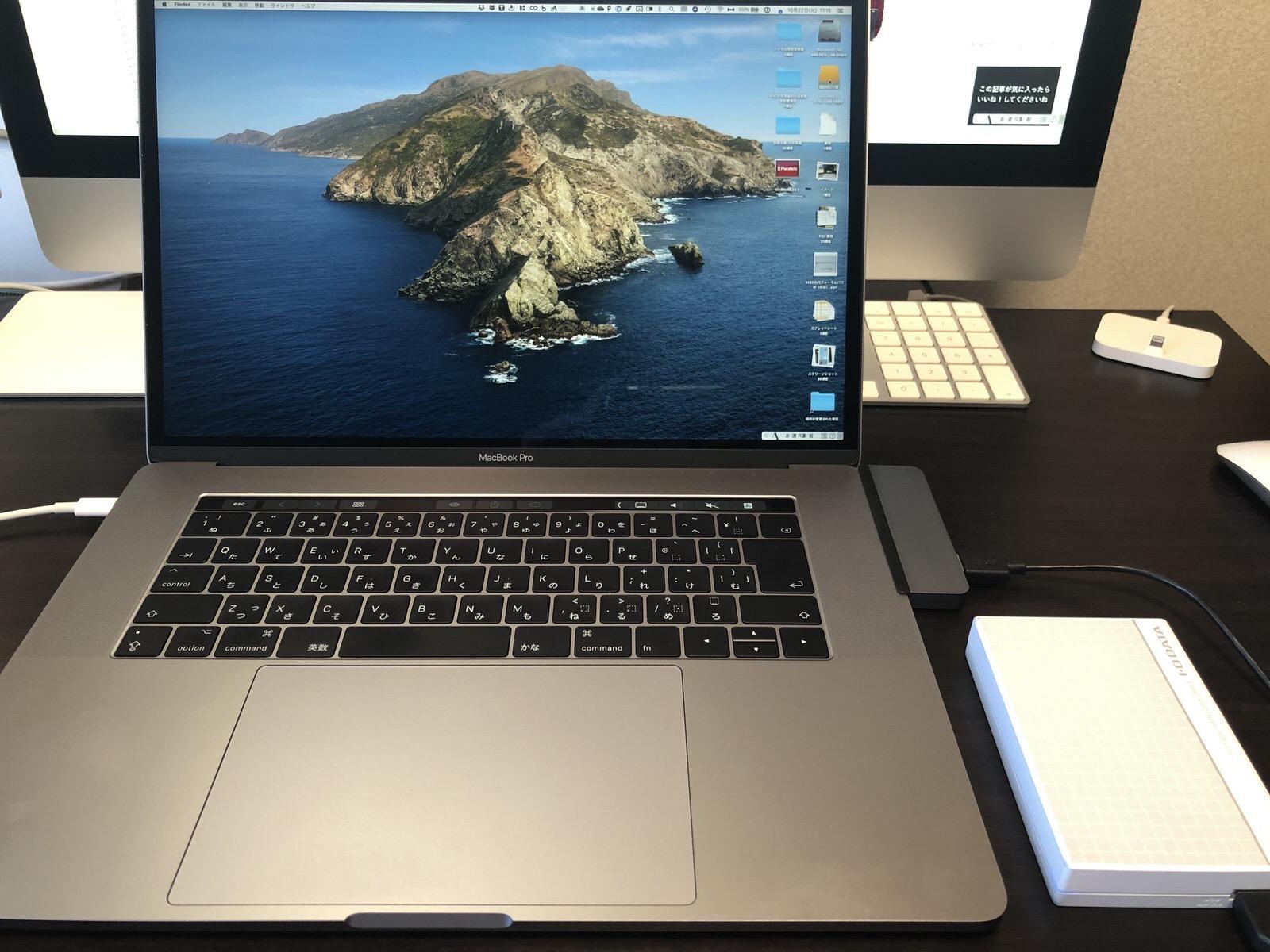 HyperDrive iPad Pro 専用6in1USB-Cハブ−20