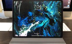 [iPad Pro]Apple Pencil専用ホルダーを装着しているおかげで安心してiPad Proを持ち運びできる件