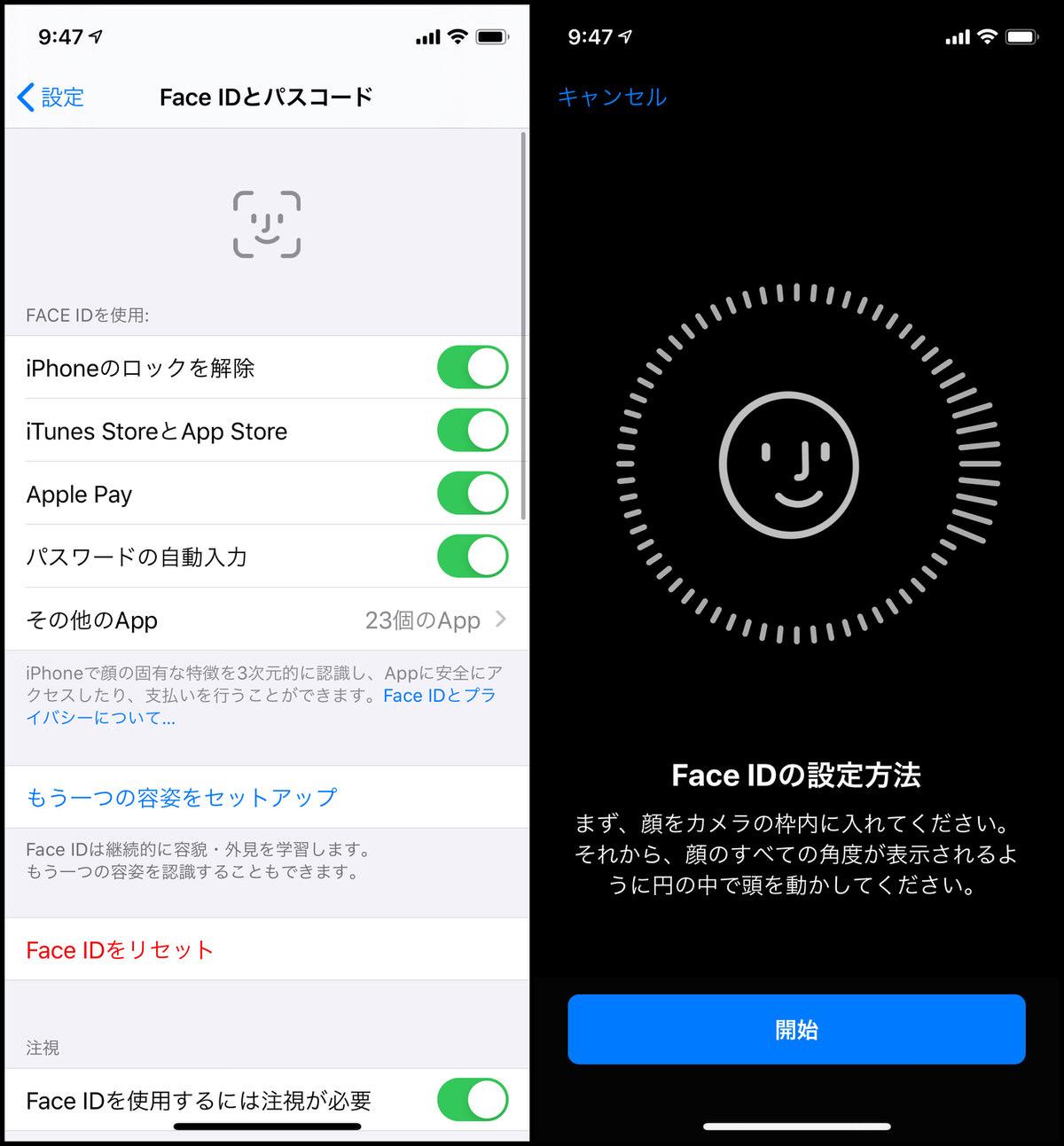 Face ID−2