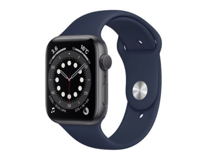 [Apple Watch]新型 Apple Watch Series 6 が届きました