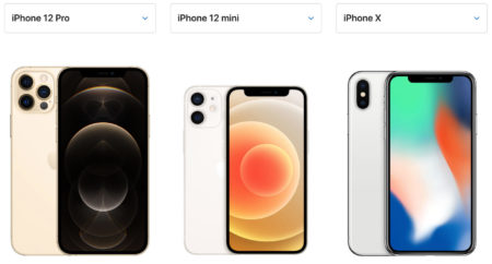 [iPhone]新型 iPhone 12 シリーズでは「 iPhone 12 mini」を買うことに決めた個人的理由