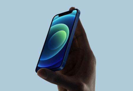 [iPhone]待ちに待った iPhone 12 mini ホワイト 256GB が発売日11月13日(金)に届きます