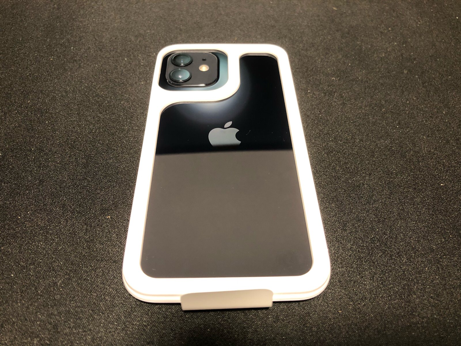 【2枚セット】NIMASO iPhone12 /iPhone 12 Pro/iPhone 11 / XR 用 ガラスフィルム 【ガイド枠付き】−7