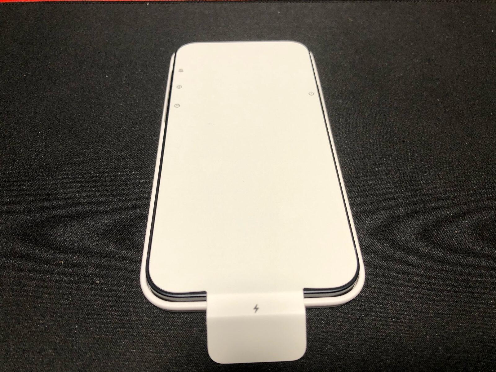【2枚セット】NIMASO iPhone12 /iPhone 12 Pro/iPhone 11 / XR 用 ガラスフィルム 【ガイド枠付き】−8