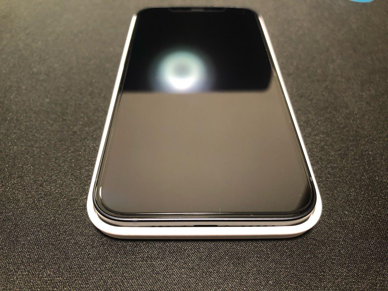 【2枚セット】NIMASO iPhone12 /iPhone 12 Pro/iPhone 11 / XR 用 ガラスフィルム 【ガイド枠付き】−10