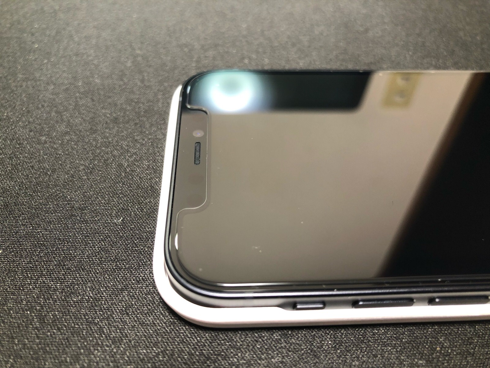 【2枚セット】NIMASO iPhone12 /iPhone 12 Pro/iPhone 11 / XR 用 ガラスフィルム 【ガイド枠付き】−1