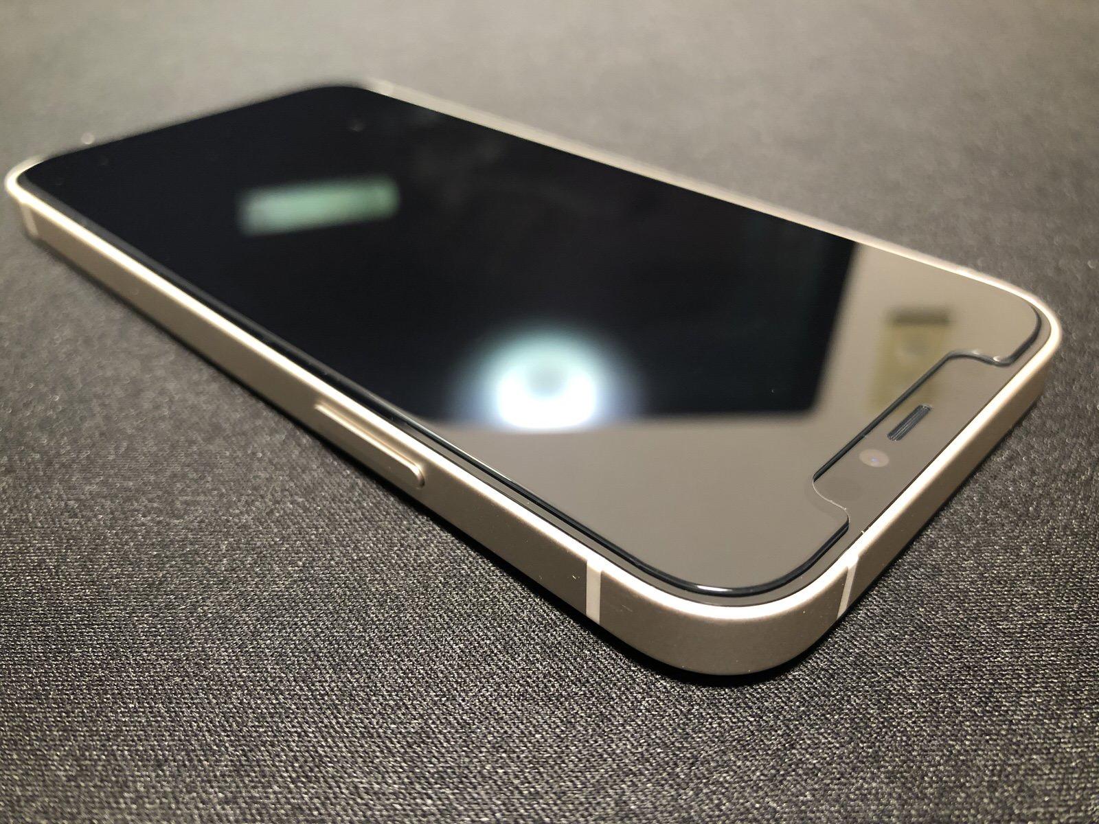 【2枚セット】NIMASO iPhone12 /iPhone 12 Pro/iPhone 11 / XR 用 ガラスフィルム 【ガイド枠付き】−16