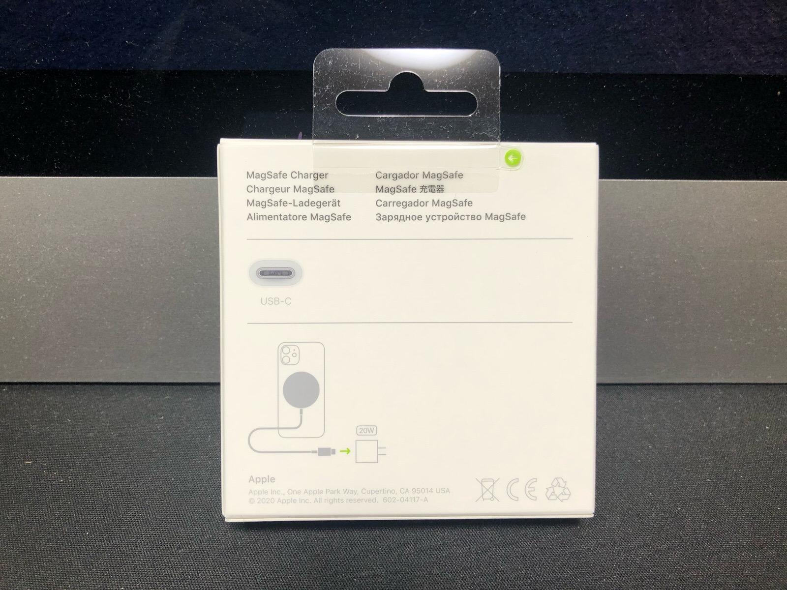 MagSafe充電器−4