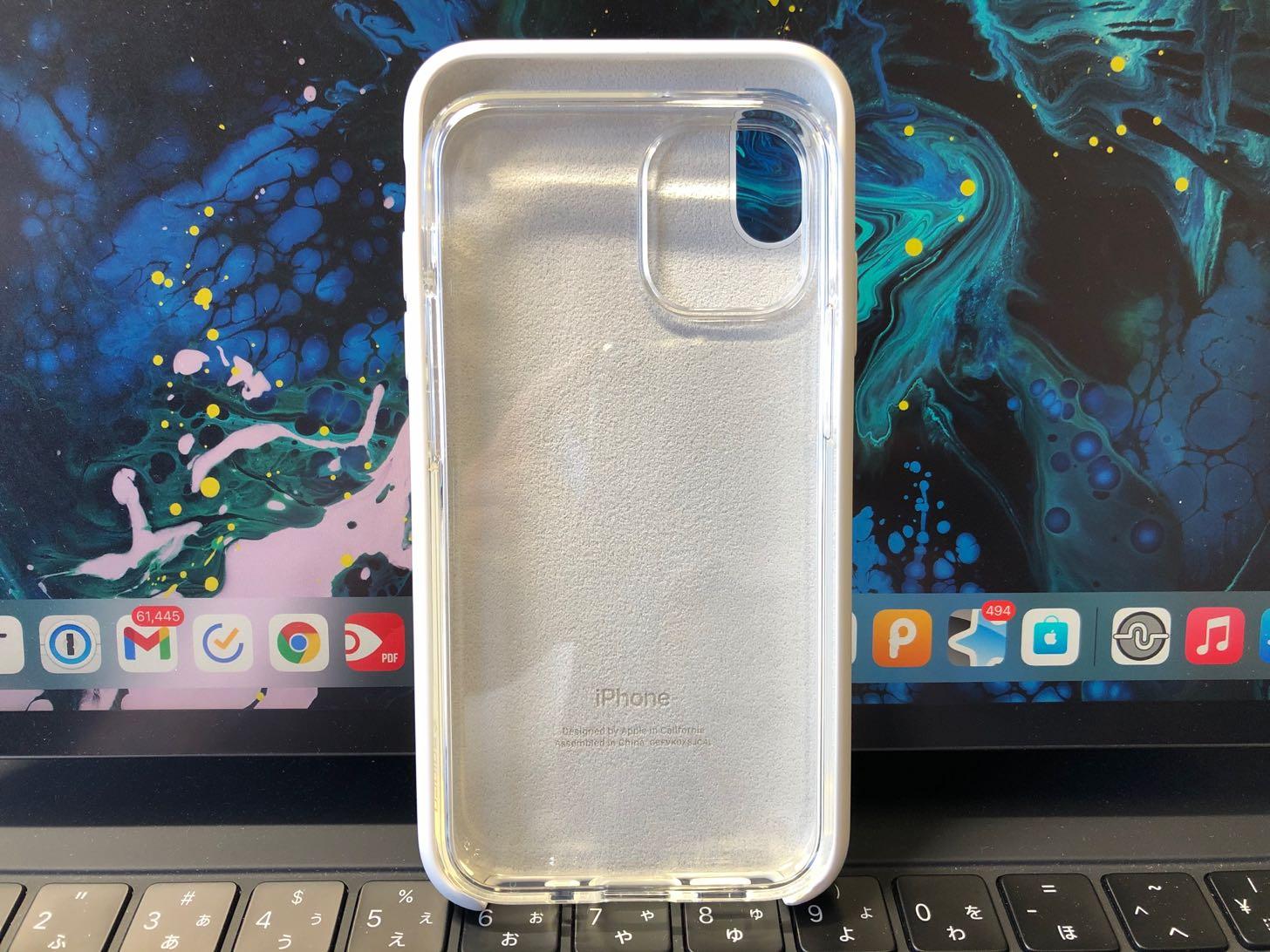 全面クリア 超薄型 超軽量 Spigen リキッド・クリスタル ケース iPhone 12用 5.4インチ 対応 TPUカバー