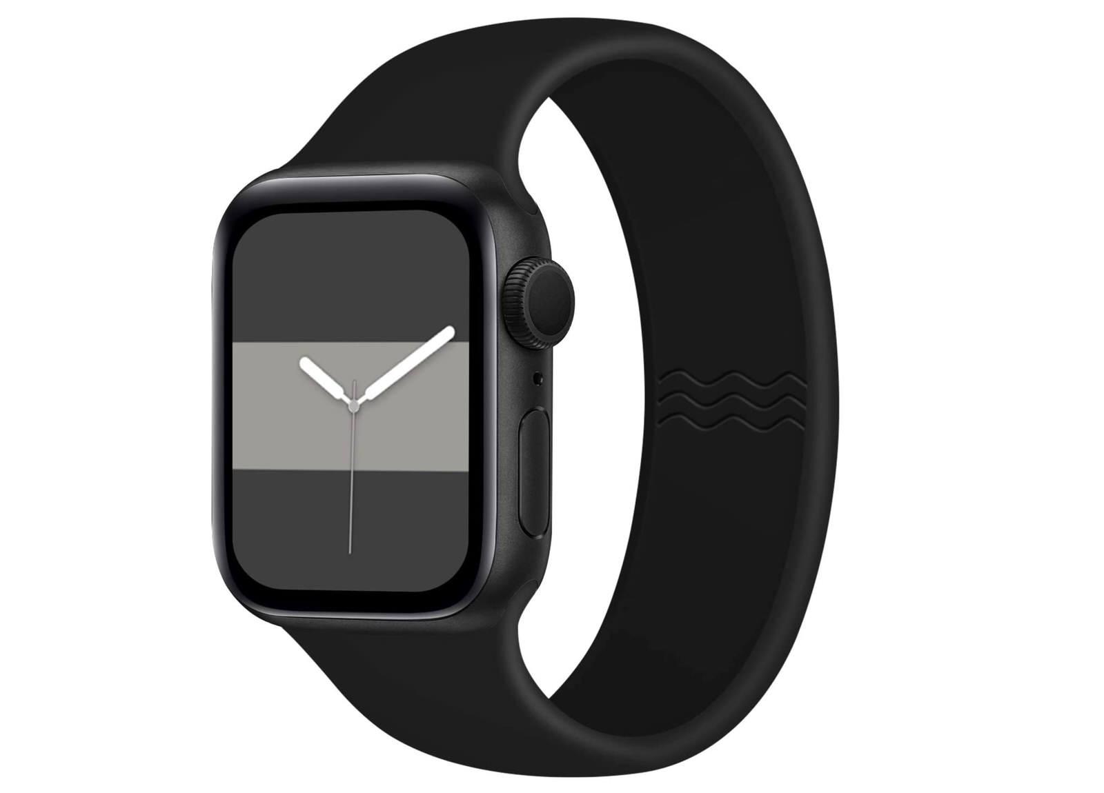 Apple Watch Series 6 ソロループ風バンド−1