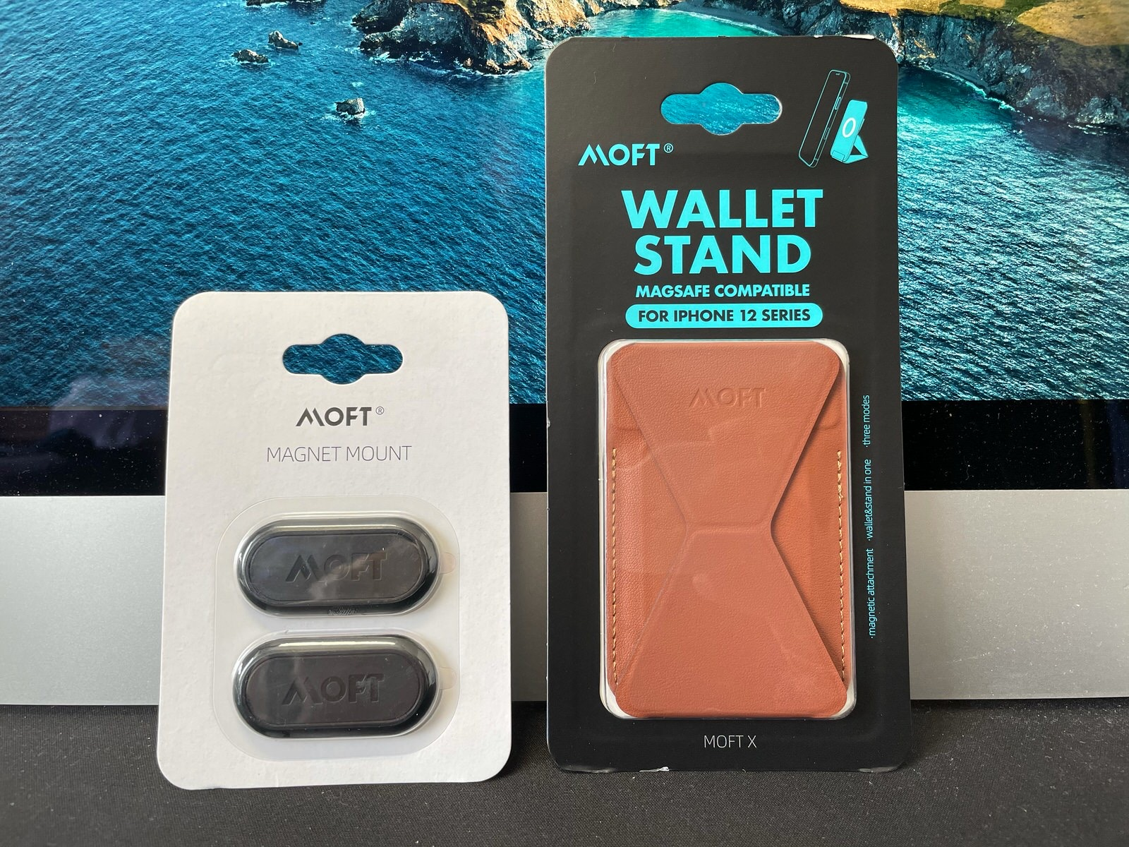 MOFT Snap-on Stand & Wallet−2
